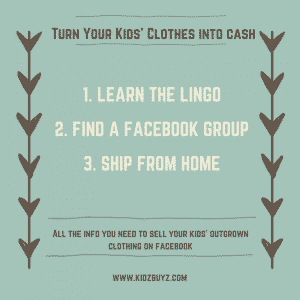 Sell Your Kids Clothes