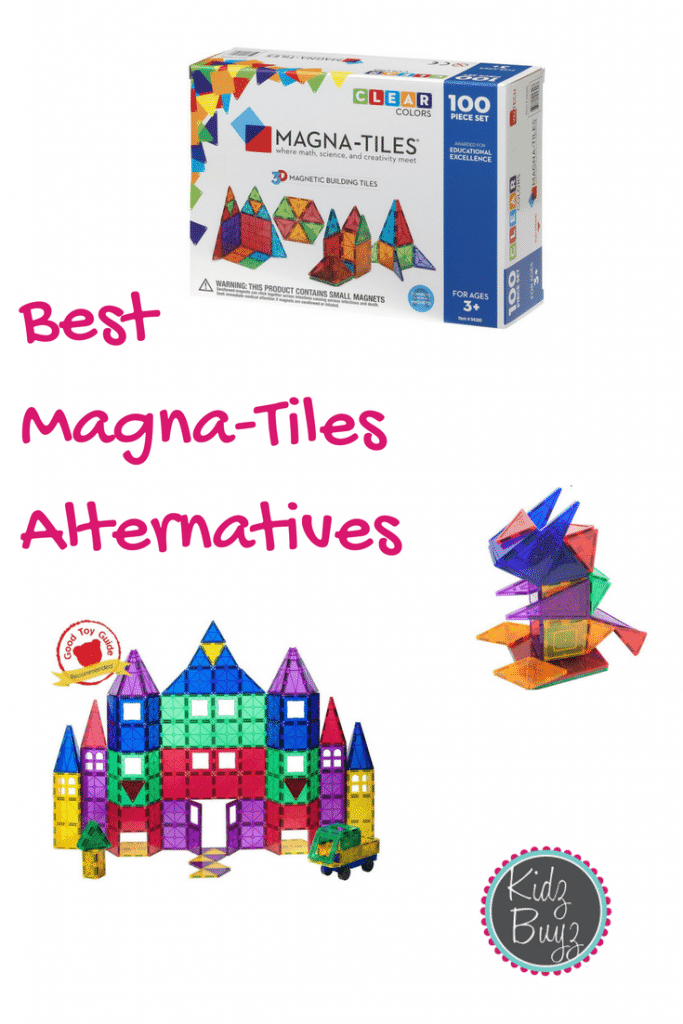 Are Magna-Tiles the best? Magna-Tiles Alternatives