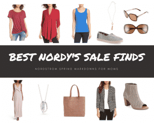 Nordstrom Markdowns for Moms