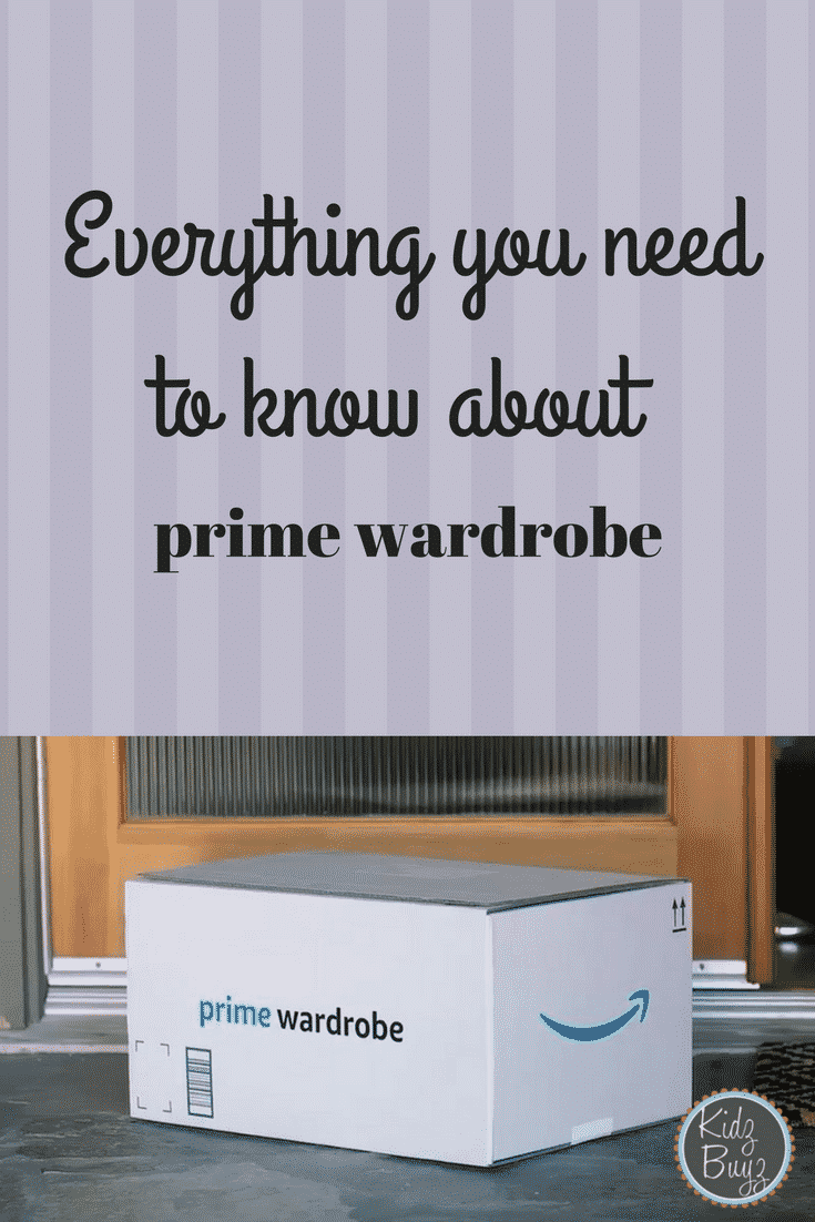 What is Prime Wardrobe