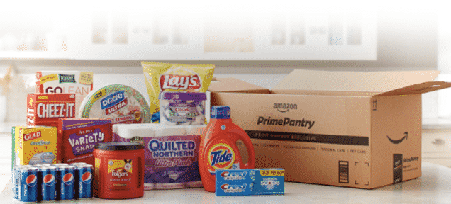 How to Use Prime Pantry with Slow Shipping Credits