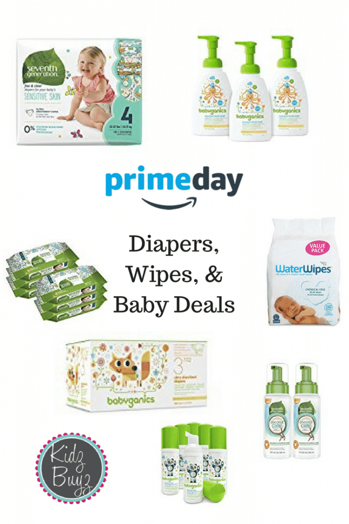Prime Day Diaper Deals