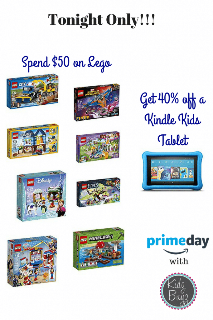 Prime Day Lego Deal