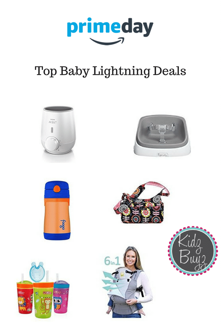 Top Prime Day Baby Lightning Deals