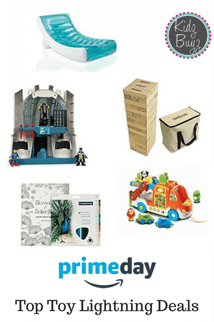 Top Prime Day Toy Lightning Deals