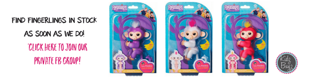 Fake Fingerlings