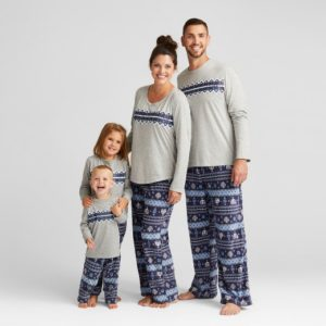 Matching Family Hannukah Pajamas