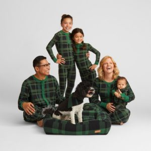 Target Matching Christmas Pajamas